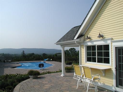 Hunterdon County NJ Architect pool cabana