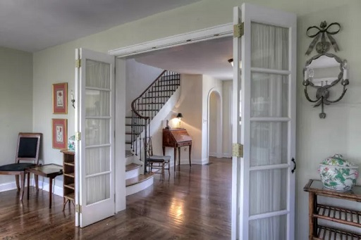 Curving Stair Architect NJ
