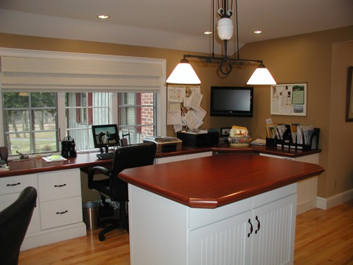 Hunterdon County NJ Home office architect design