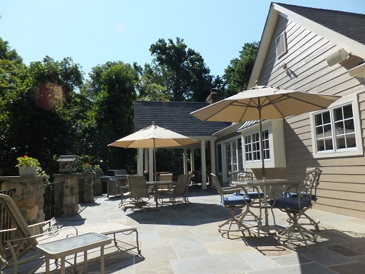 stone terrace hunterdon county nj architect
